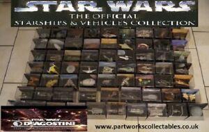 STAR Wars Astronavi /& veicoli Collection #18 Obi-Wan Jedi Starfighter.