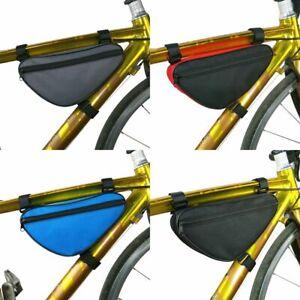 Ciclismo-Bike-Bag-Accesorios-de-la-bicicleta-Bastidor-de-tubo-delantero-Bolsa