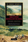 The Cambridge Companion to British Romanticism by Cambridge University Press (Hardback, 2010)