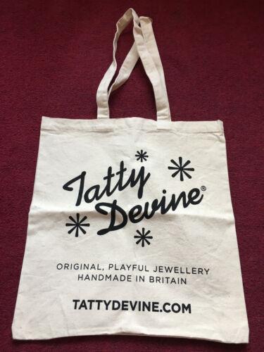 Tatty Devine Tote Bag