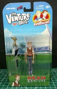 Venture-Brothers-4-034-Action-Figure-Dean-Brand-New-RARE