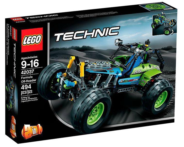 LEGO ® Technic 42037 formula Off-Roader NUOVO OVP NEW MISB NRFB