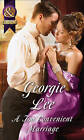 A Too Convenient Marriage (the Business of Marriage, Book 2) by Georgie Lee (Paperback, 2016)