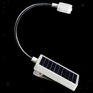 Lampada-Da-Comodino-A-Clip-Solare-A-LED-Lampada-Da-Lettura-Accattivante-Che