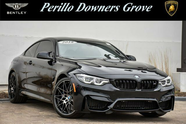 2018 BMW M4 Competition Executive