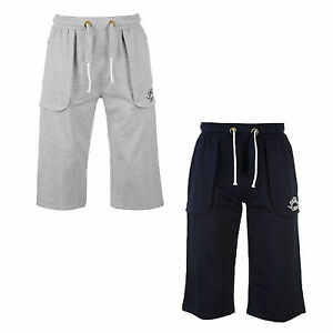 Lonsdale-Hommes-3-4-Pantalon-de-Sport-Boxing-Jogging-Fitnesshose-Survetement