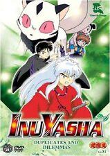 DVD - Animation - InuYasha Volume 31 - Duplicates and Dilemmas - Viz Media