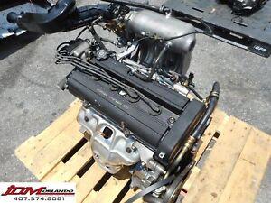 1999-2001 HONDA CR-V 2.0L DOHC 4 CYLINDER ENGINE JDM B20B ...