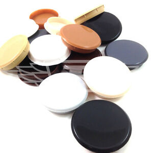 Ordinaire Image Is Loading 35mm PLASTIC HINGE HOLE COVER CAPS KITCHEN CABINET
