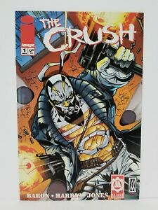 The-Crush-1-Image-comics-March-1996-actual-pictures-NM-MN