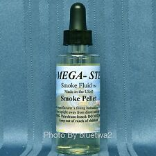 SMOKE PELLET Fluid Scented Smoke Fluid For Lionel Steam Diesel Fastrack HO O G N