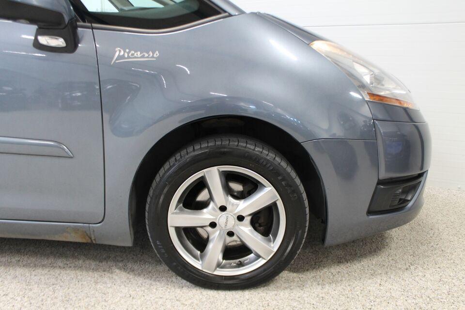 Citroën Grand C4 Picasso 1,8 16V VTR+ 7prs Benzin modelår