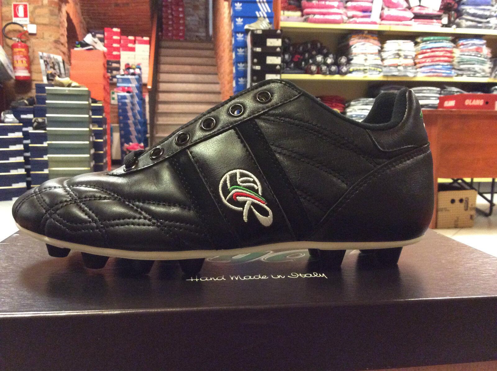 Herren Schuhe Fußball RYAL klassisch - 13 Stollen Leder volle Fiore
