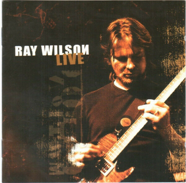 2xCD Ray Wilson Live Inside Out Music