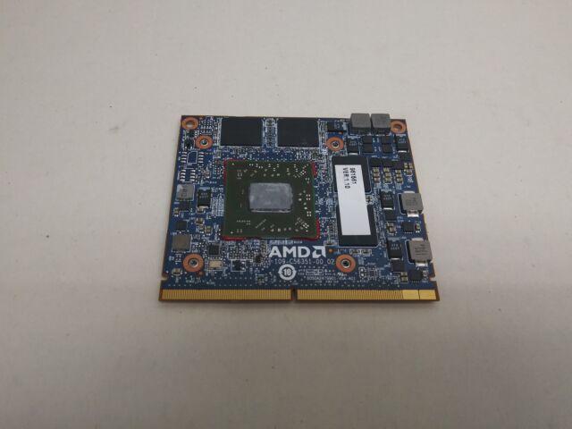 For Dell M4600 HD M5950 216-0810001 DDR5 1GB MXM A VGA Video Card CN-0P4R8T