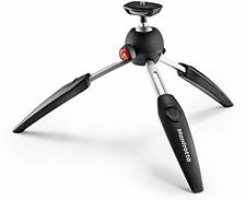 Manfrotto PIXI EVO 2-Section Mini Tripod - Black
