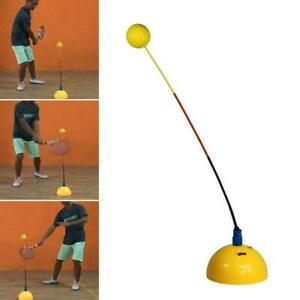 Portable-Tennis-Training-Practice-Trainer-Swing-Tool-Ball-Machine-J9A0