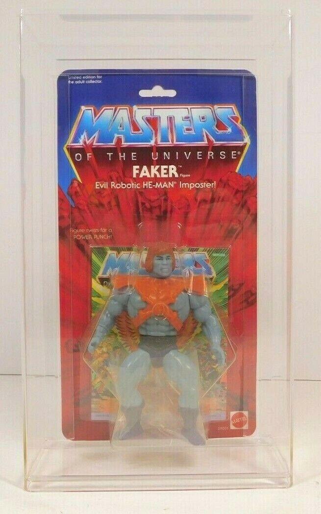 Masters del Universo Conmemorativa serie solo 2001