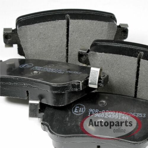 Hyundai  ix35 Bremsscheiben Bremsen Bremsbeläge für hinten Hinterachse