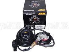 AEM 30-0300 X-Series Wideband UEGO AFR O2 Sensor Controller Gauge (Bosch 4.9LSU)