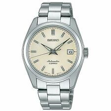 SEIKO SARB035 Mechanical Automatic White Dial Men's Wrist Watch *UK* TAX FREE