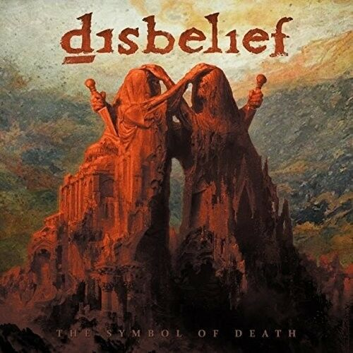 Disbelief - The Symbol Of Death [New CD] Jewel Case Packaging, O-Card Packaging