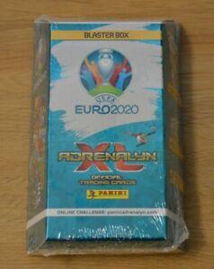 Panini-Adrenalyn-XL-Uefa-Euro-EM-2020-1x-Blaster-Box-5x-Limited-Edition