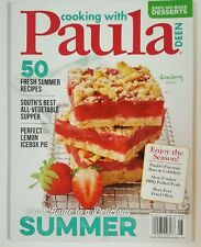 Cooking with Paula Deen Easy No Bake Dessert Recipe Summer 2016 FREE SHIPPING JB