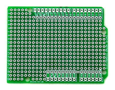 Prototype PCB for Arduino UNO R3 Shield Board DIY.