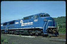 351012 Conrail New GE Widecab C40 B 6065 1990 A4 Photo Print