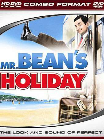 Mr Beans Holiday Hd Dvd 2007 Hd Dvd Dvd Combo For Sale Online Ebay