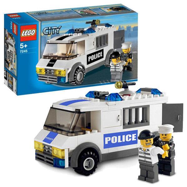 LEGO 7245 PRISONER TRANSPORT   Nuovo Factory Sealed
