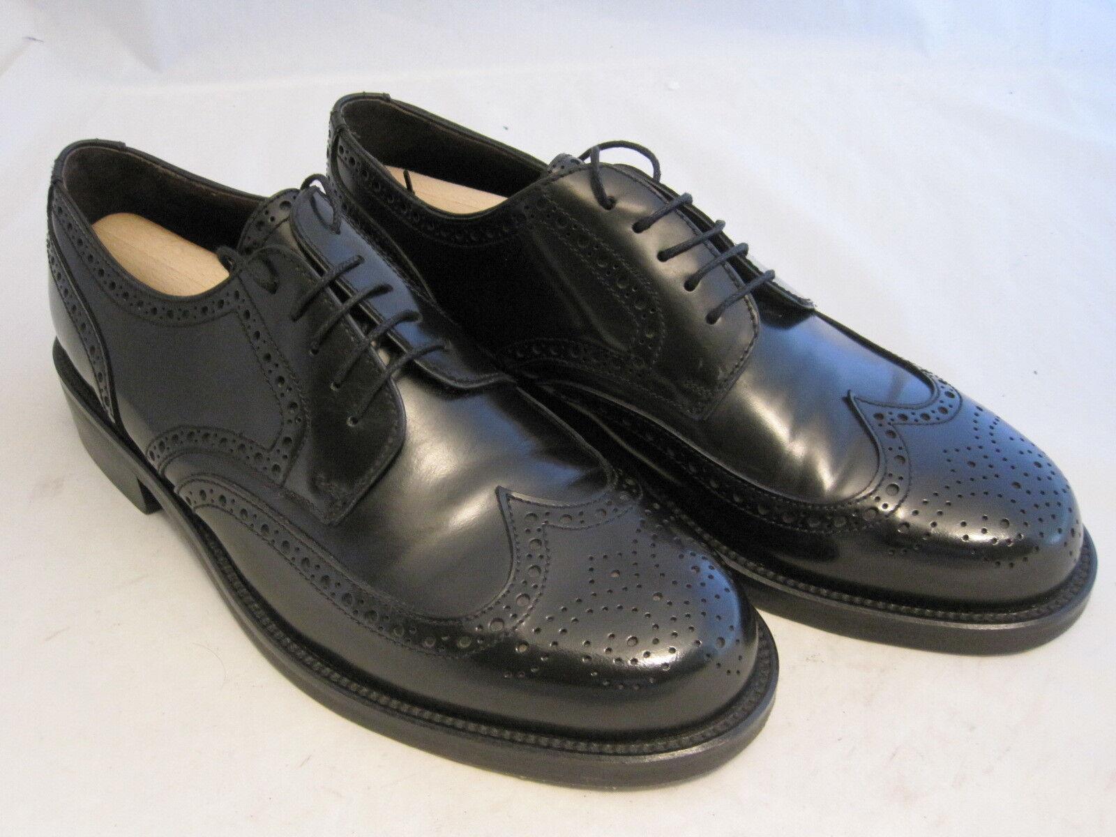 Bagatto zapatos caballero en 43,5 UK 9 como nuevo negro np