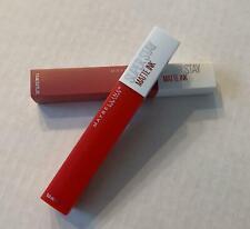 Maybelline Superstay Matte Ink Liquid Lipstick 0.17 oz / 5 ml Choose Your Color!