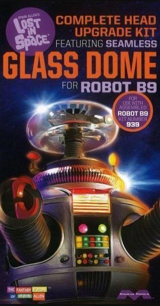 Moebius 1 6 Complet Tête Kit de Mise à Niveau pour Perdus dans L'Espace Robot