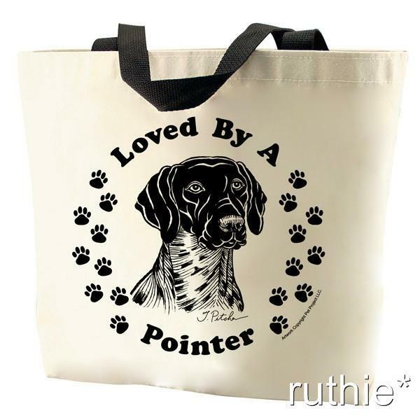 Pointer Tote Bags New  MADE IN USA Lot of 10
