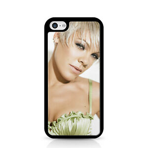 Details about Pink American Singer Close Up Phone Case
