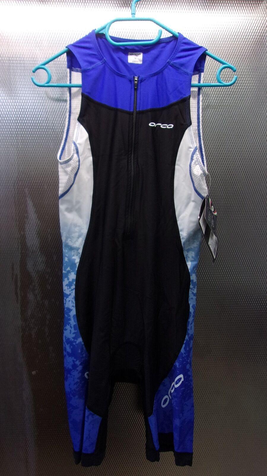 Core Race Suit Herren Orca Größe M Farbe schwarz/blau Rechnung V00308