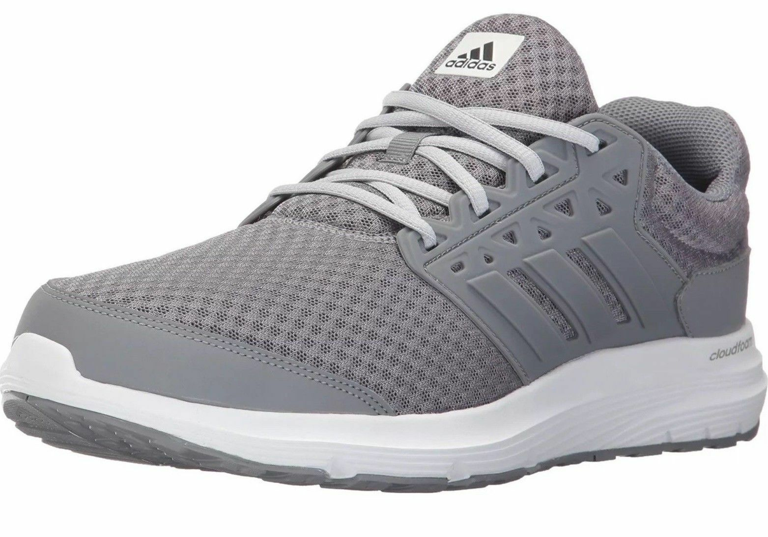 NEW ADIDAS GALAXY 3 M Men's Grey Grey Clegre  Synthetic Running shoes