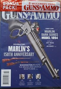 Guns & Ammo October 2020 Magazine Bonus Pack G&A Precision Rifle Shooter