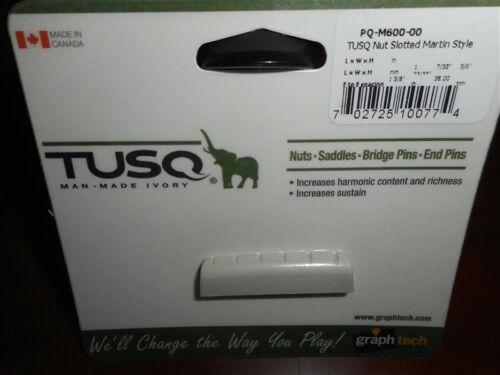 TUSQ Graph Tech PQ-M600-00 1-11//16 Gibson Style Nut NEW