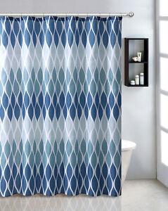 Jansen Fabric Shower Curtain By Victoria Classics Ltd Ebay