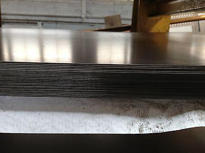 "x 48/"" x 48/"" Cold Rolled Steel Sheet 1008 16 Ga"