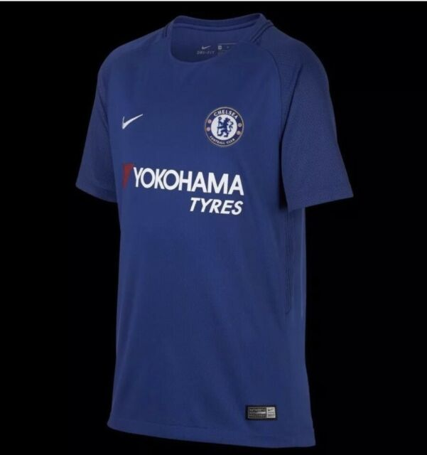 65a441aead2 $75 Nike Breathe Chelsea Stadium Soccer Jersey Youth Kids Size Large 905541  496