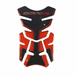 PAD-PROTECTION-RESERVOIR-SUZUKI-GSXS-GSX-S-750-1000-ROUGE-LOOK-CARBONE