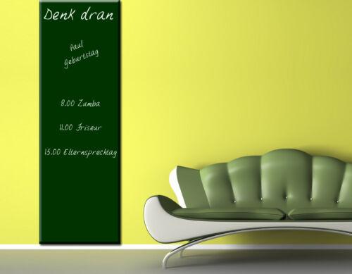 x-film Tafelfolie Kreidefolie Tafel selbstklebend Folie 5mx51cm grün dunkelgrün