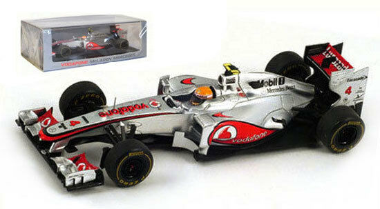 SPARK S3045 McLaren Mp4-27   4 MONACO GP 2012-LEWIS HAMILTON scala 1/43