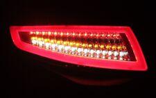 LED Lightbar Rückleuchten SATZ rot klar für Porsche 911 997 Coupe Cabrio 04-09
