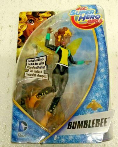 DC Comics DMM35 SUPER HERO FILLES BUMBLE BEE figurine comprend ailes Entièrement neuf dans sa boîte