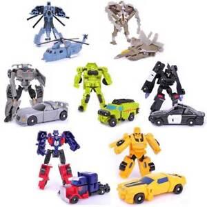Figurines Robot Classique Voiture Enfants Transformers Personnalisé N0OPkwXn8